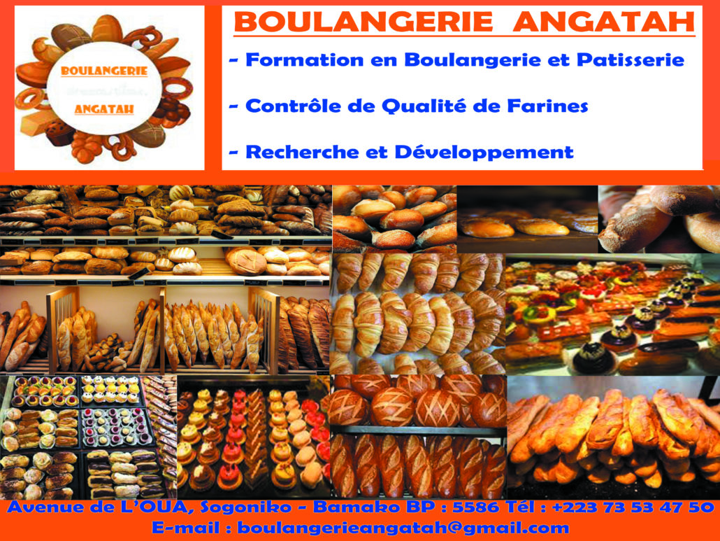 Boulangerie Angatah